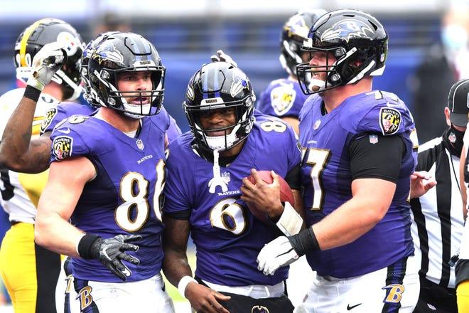 El juego de los Ravens contra los Steelers ha sido aplazado para el miércoles.