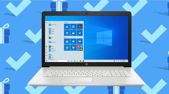 Black Friday 2020: HP 17-by3063st 17.3-inch Notebook.