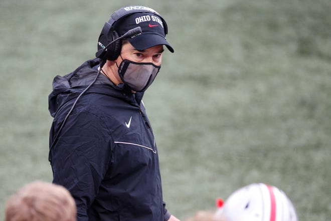 Ohio State coach Ryan Day is the 19th major-college football coach this year to publicly acknowledge testing positive for the virus.
