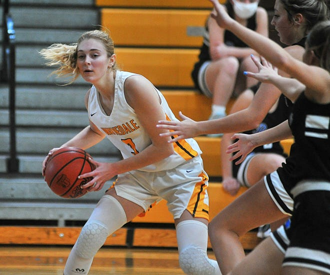 Kelsey Wolfe and Waynedale have stormed out to a 3-0 start, with Wolfe averaging 15.7 points per game in the early-going.