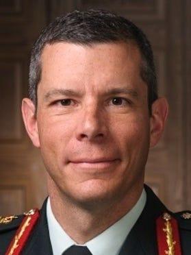 Major-General Dany Fortin