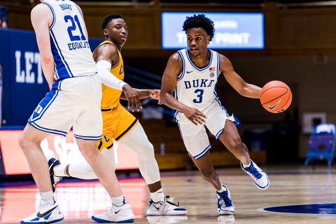 Duke defeated Coppin State 81-71 Saturday.