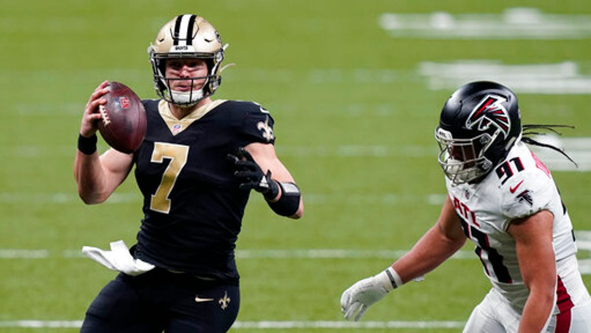 Saints falcons betting predictions for today bama clemson betting line
