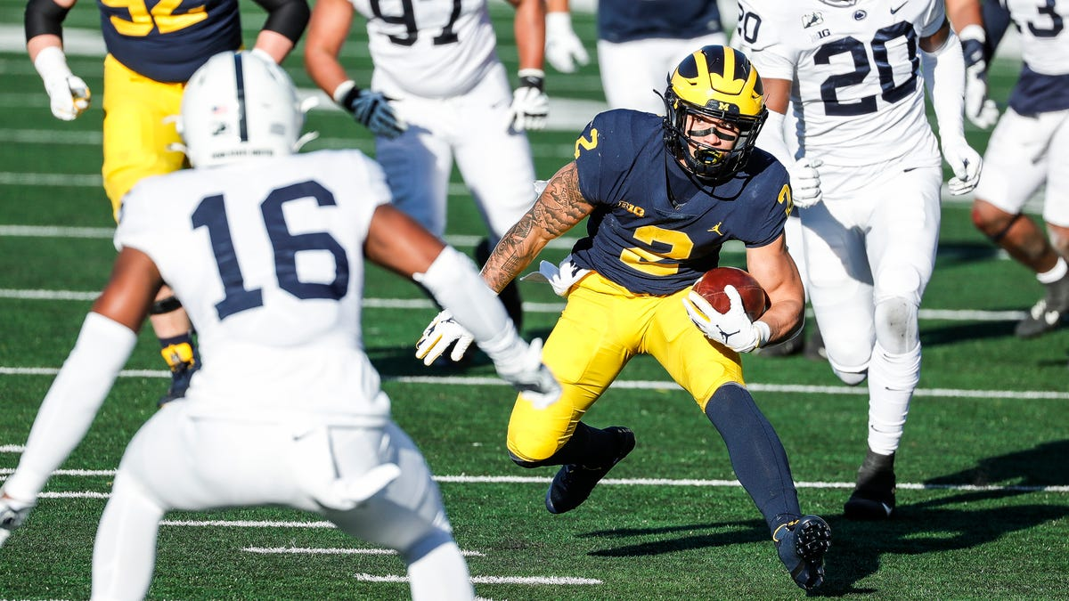 Michigan football receives NCAA eligibility waiver for two players after Biff Poggi hire