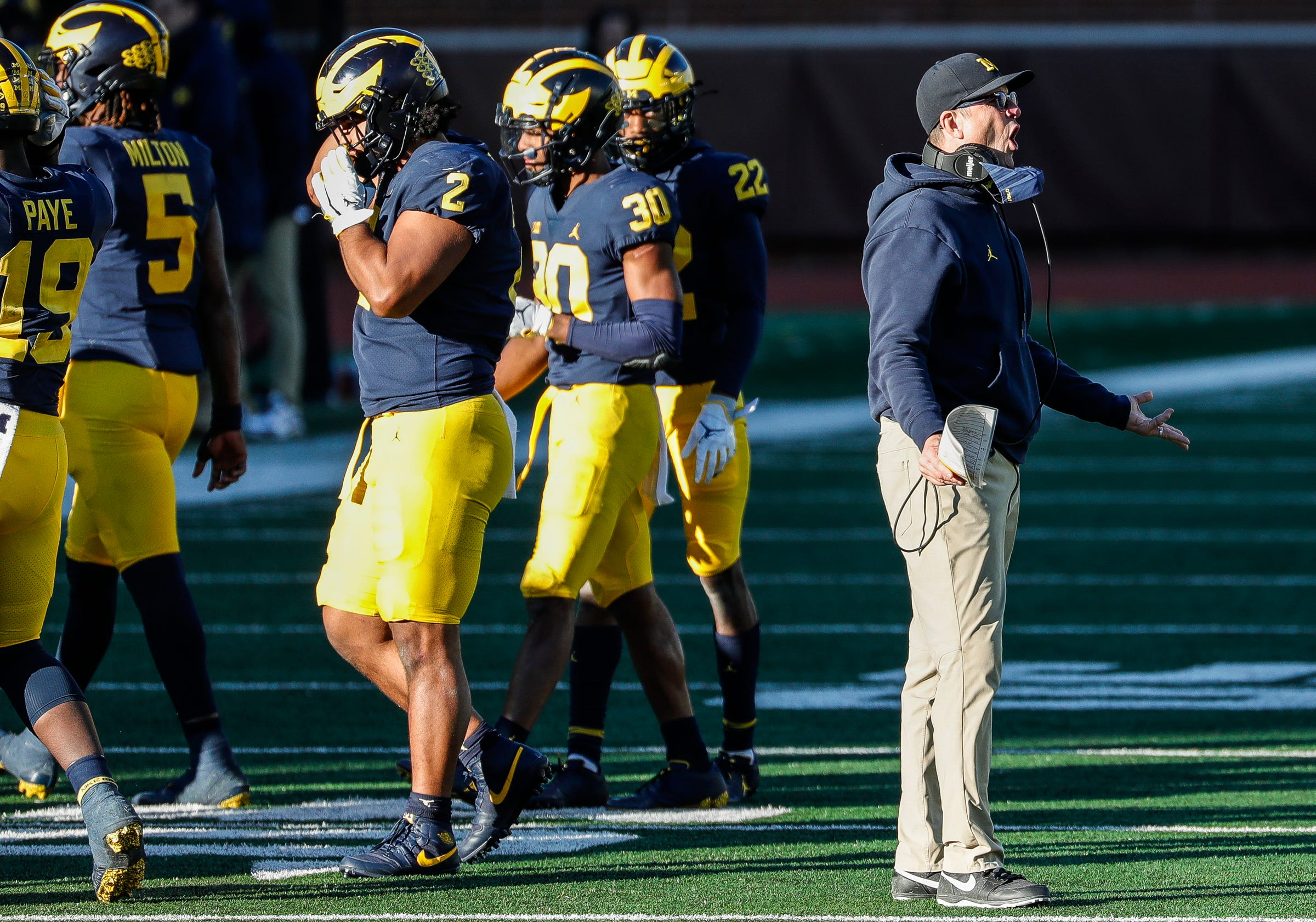 Opinion: Signs of Michigan football's collapse were visible last year. Almost everyone ignored them.