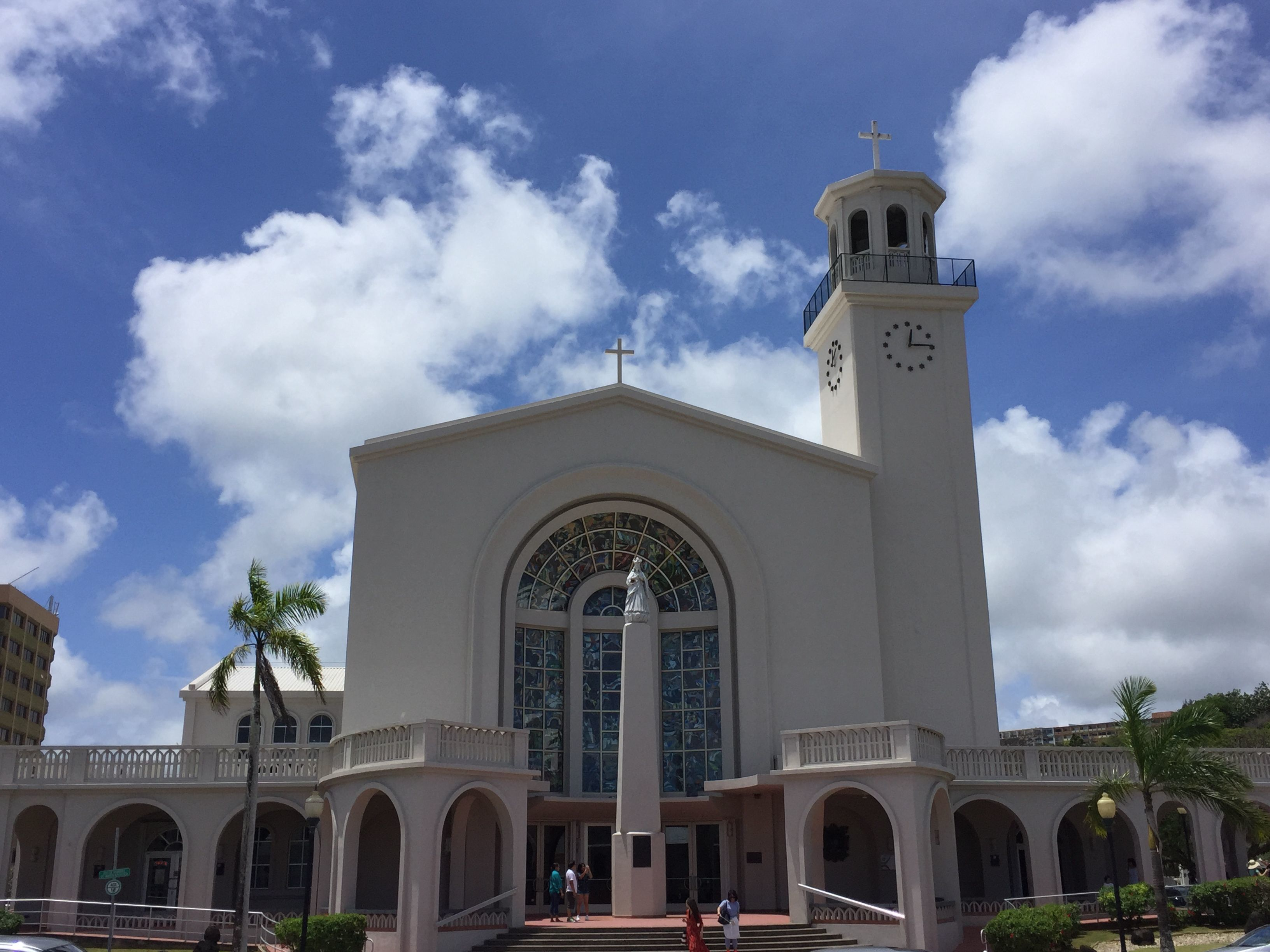 The Archdiocese of Agana reported that Mercy Heights Catholic Nursery & Kindergarten now has seven cases of COVID-19.