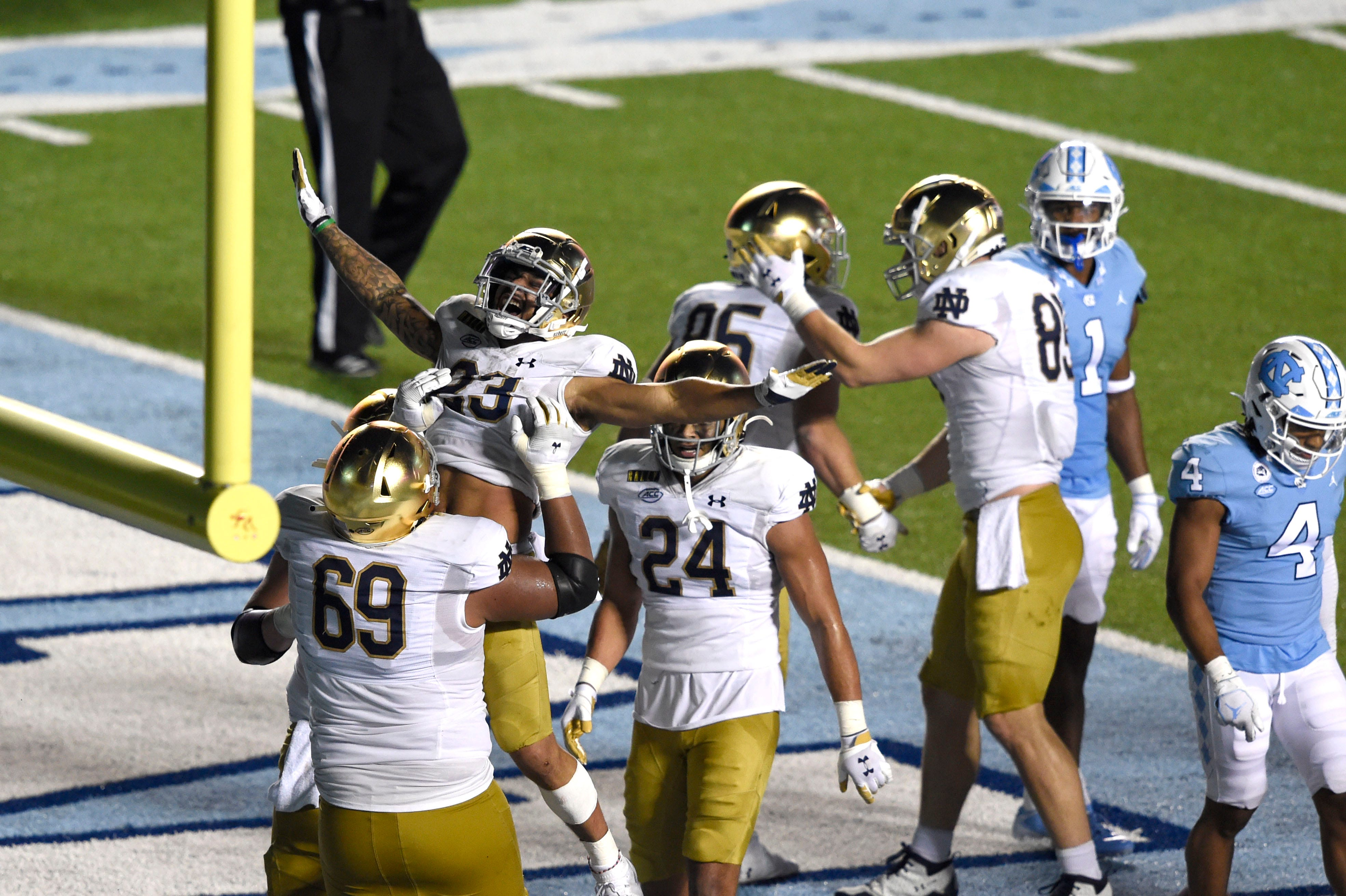 Opinion: This Notre Dame team is wired to win. Maybe the ACC, and maybe even beyond.