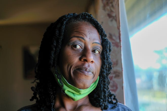 Tyechia Norwood, of Lansing, has epilepsy and lives on a fixed income. She fell behind on her utility bill during the pandemic. The Lansing Board of Water and Light disconnected her electric service in October. She said she was not given notice or an option for a payment plan.
