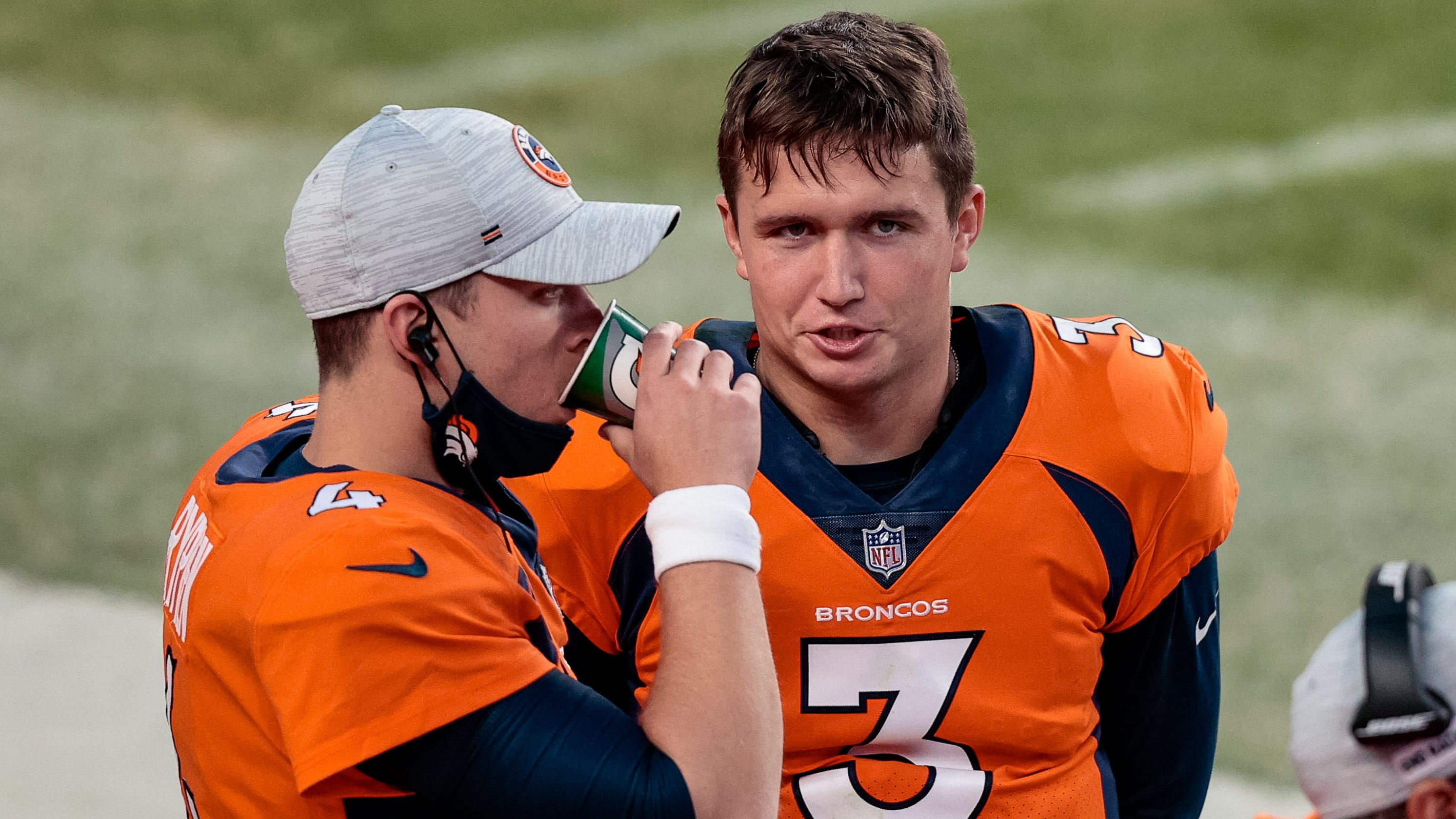 All Denver Broncos quarterbacks ineligible for Sunday's game vs. Saints following COVID exposure – USA TODAY