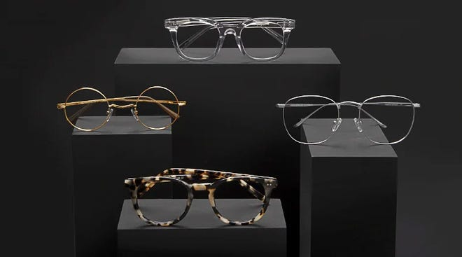 New glasses are a great gift for yourself, especially when they're on sale for Black Friday.