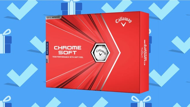 Black Friday 2020: Deals on golf gear are in full swing, including these Callaway Chrome Soft Golf Balls.
