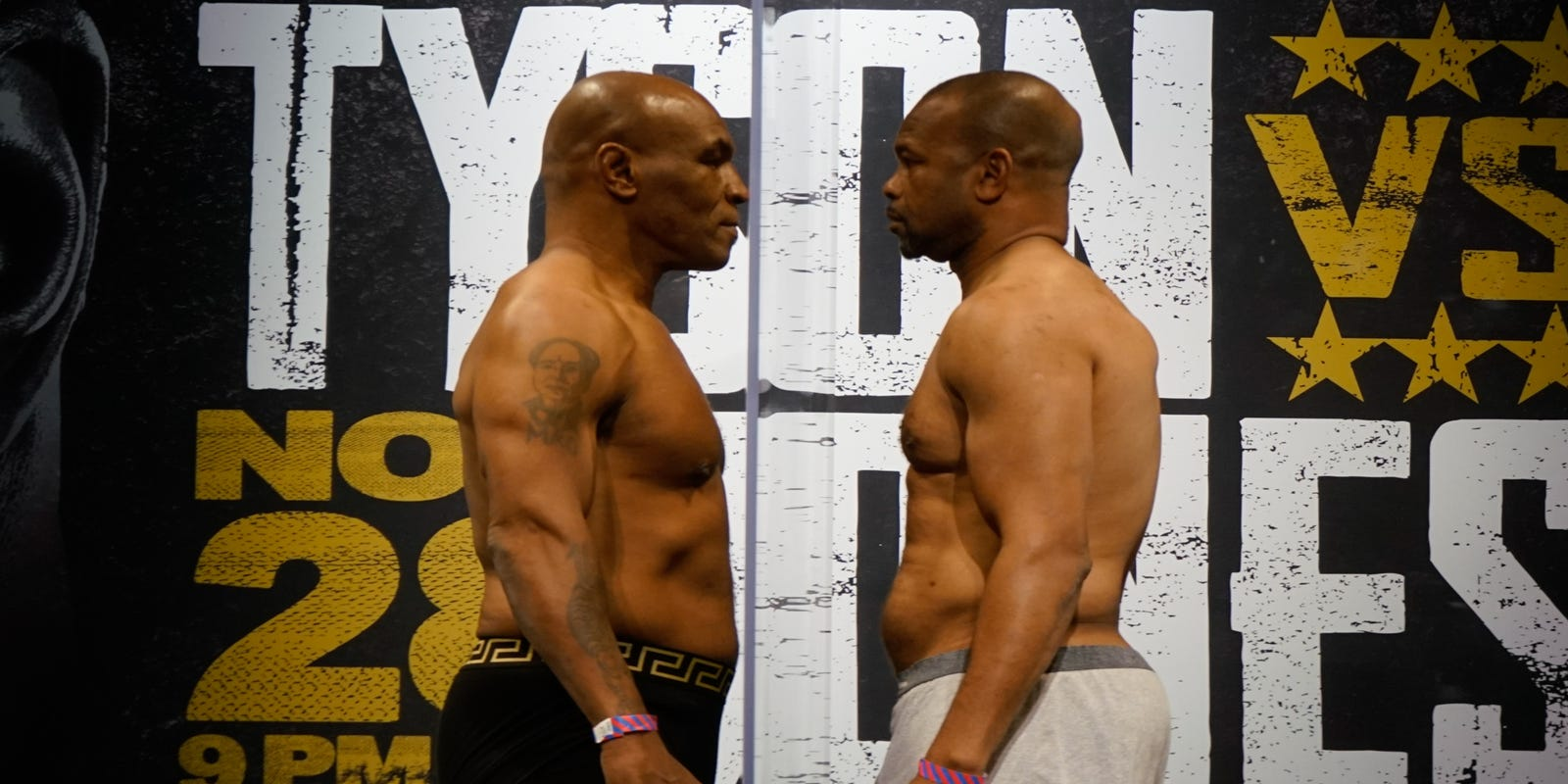 Mike Tyson on Roy Jones Jr. fight: 'Anything can happen'
