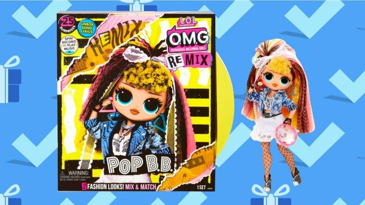 Black Friday 2020: L.O.L. Surprise! O.M.G. Remix Pop B.B. Fashion Doll.
