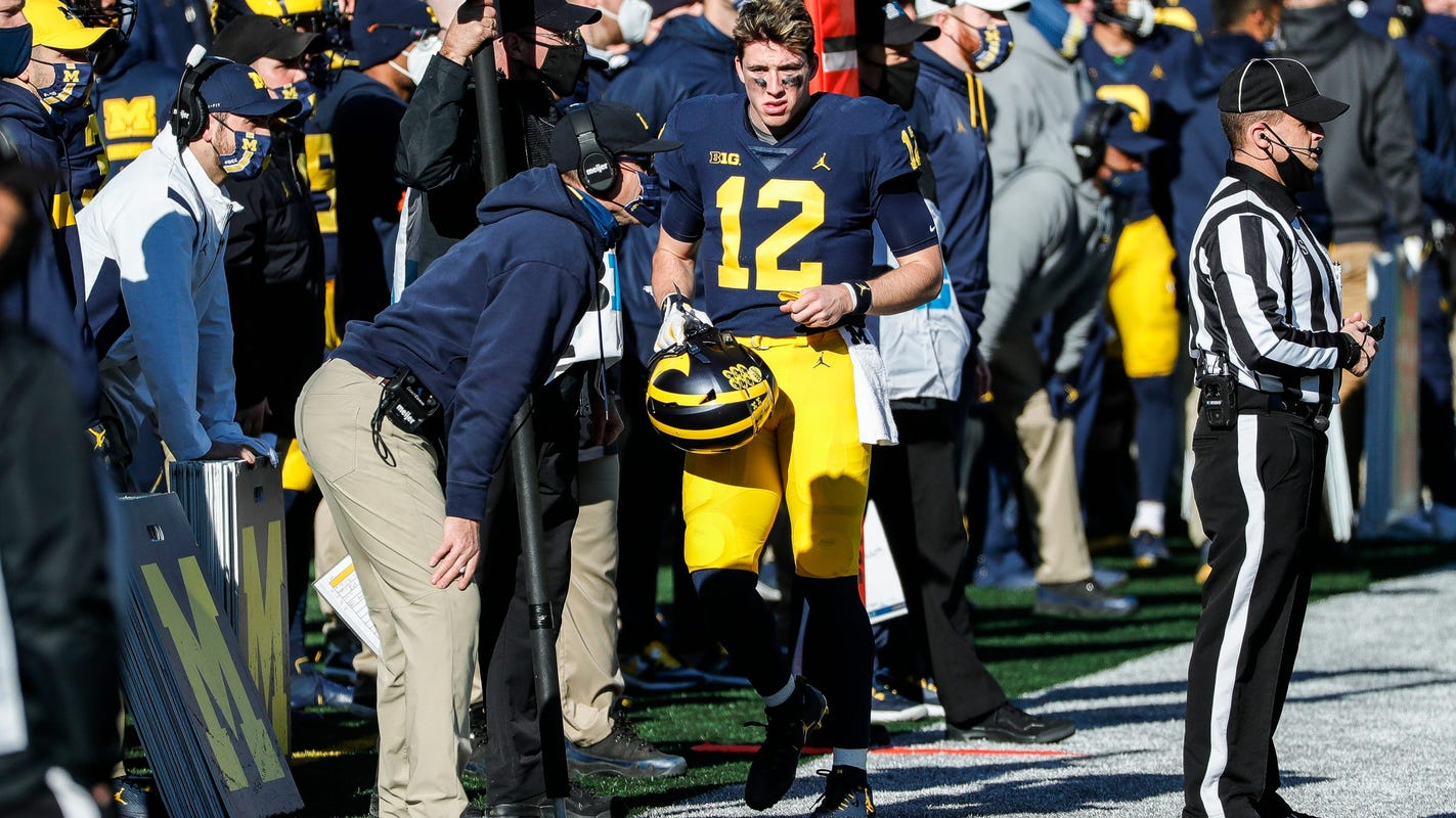 College football winners and losers from Week 13: Michigan, Notre Dame and Texas