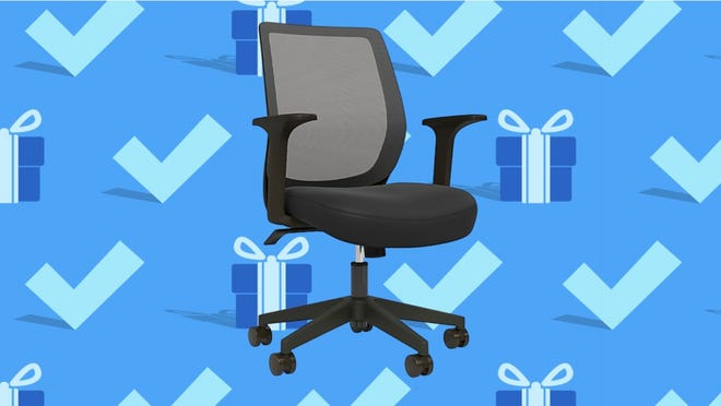 Black Friday 2020: You'll find great deals at Staples on office chairs, including this Union & Scale task chair.