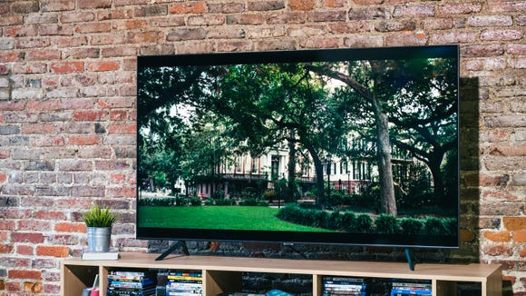 Black Friday 2020: This weekend, Samsung is slashing the price of one of its best mid-range QLED TVs of the year.