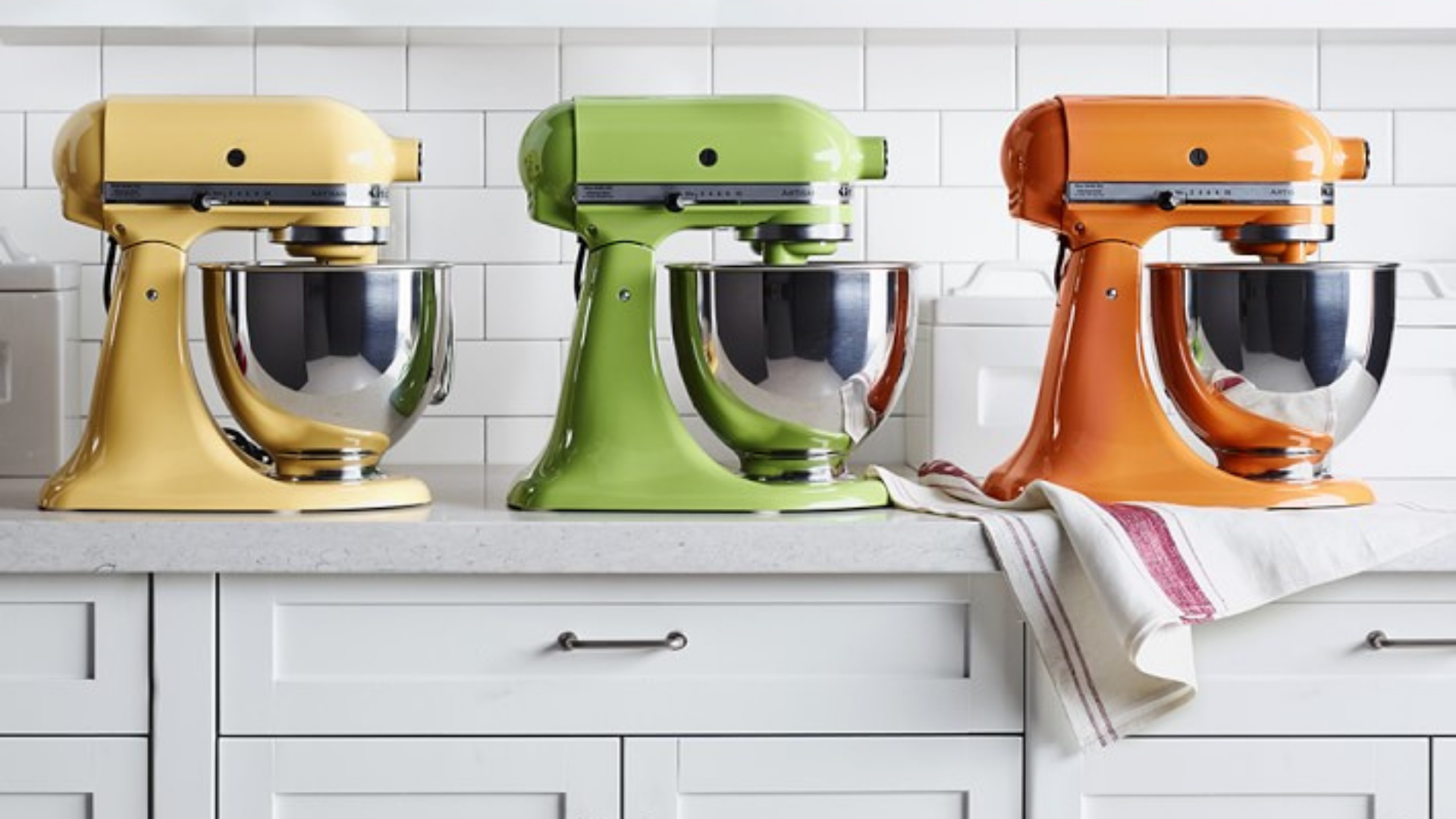 Cyber Monday 2020 Get The Kitchenaid Artisan 5 Quart Stand Mixer On Sale
