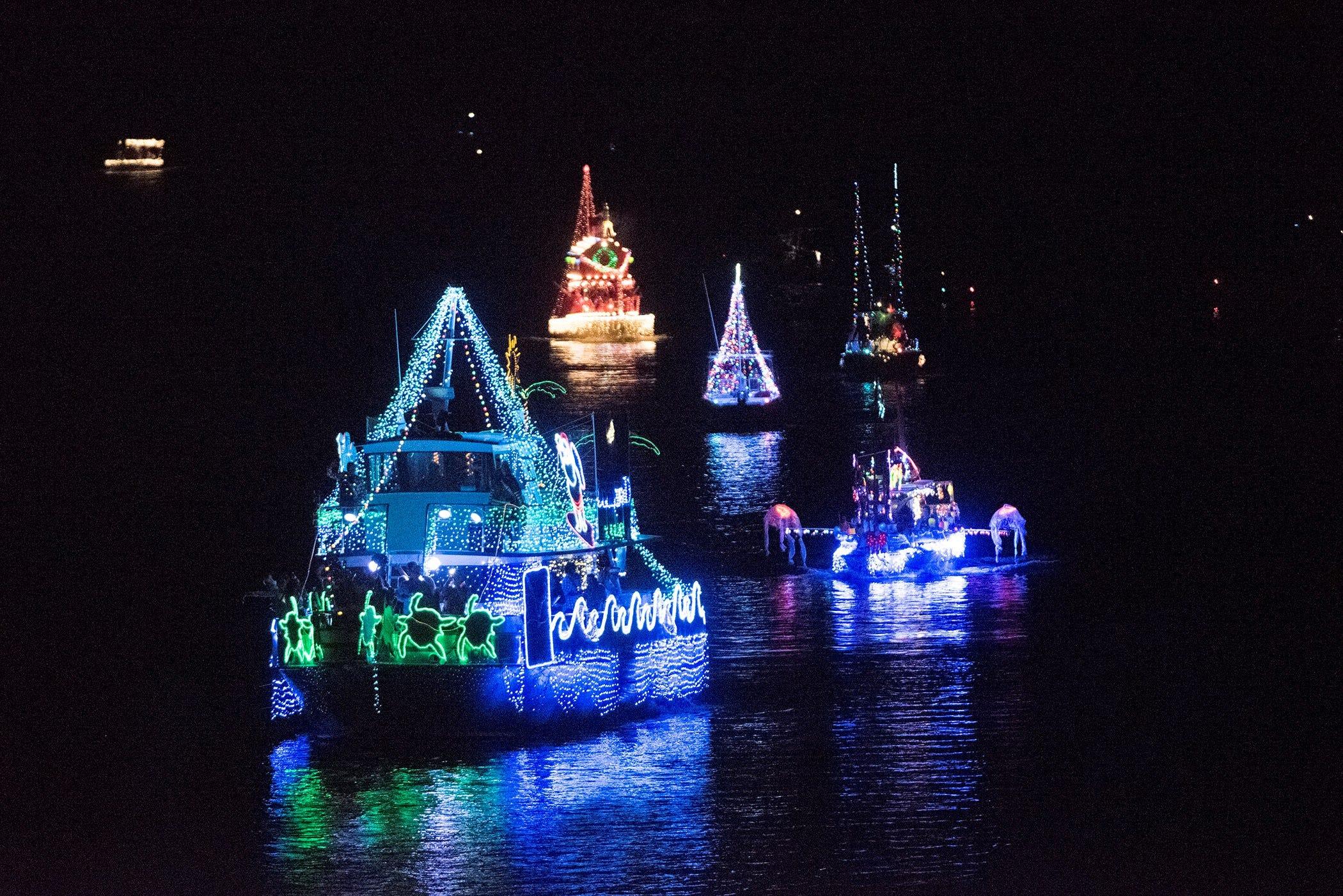 Dog River Christmas Boat Parade 2021 Holiday Boat Parade Returns For 26th Year
