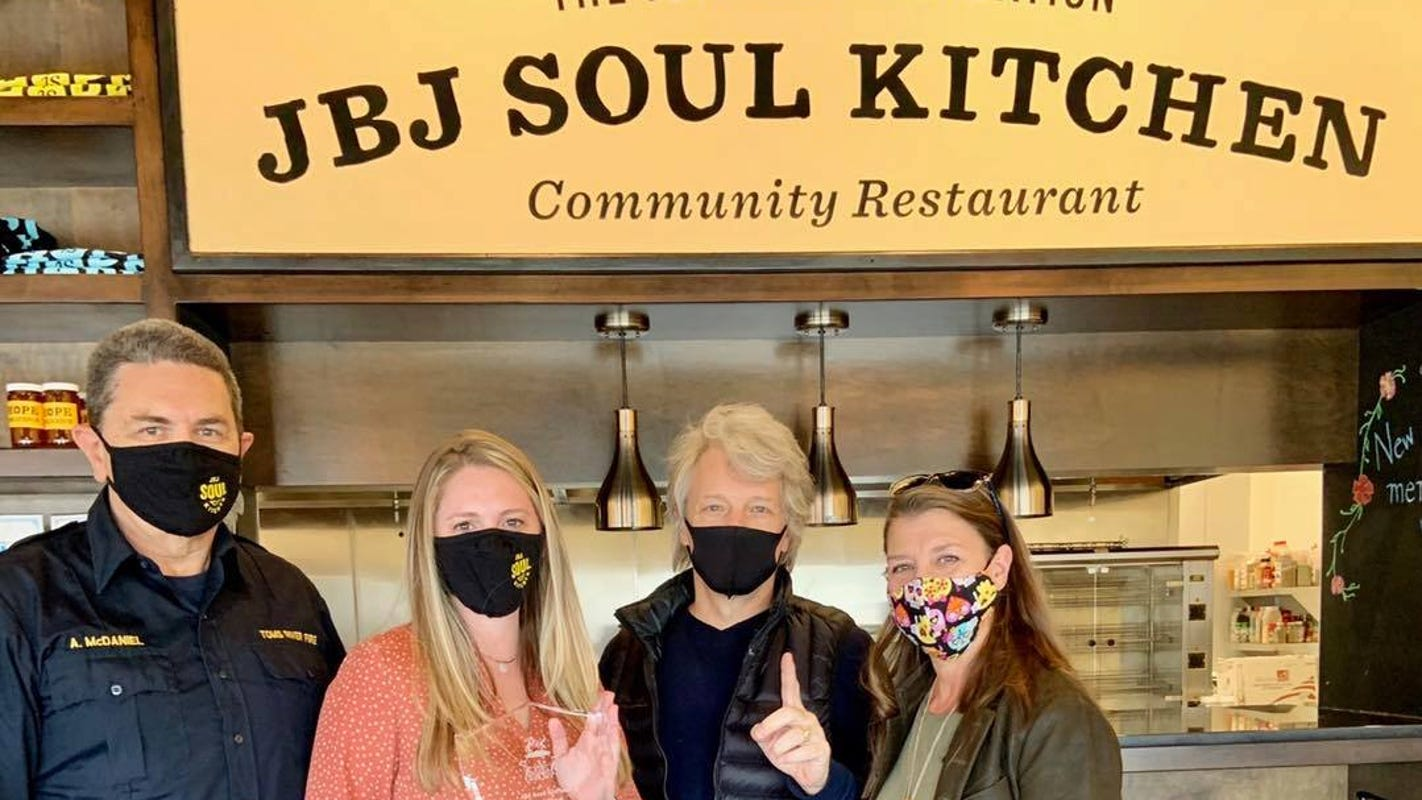 Bon Jovi Soul Kitchen Chili Cook-Off: Toms River Fire Department No. 1 wins top honor