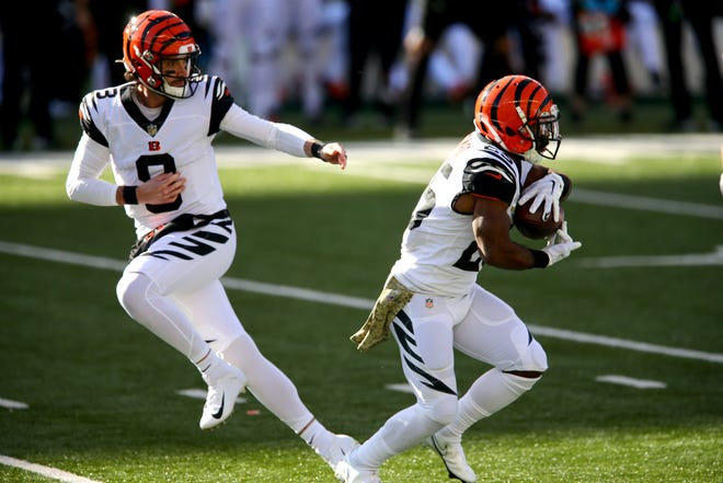 Brandon Allen is expected to make his third start when the Bengals play host to the Dallas Cowboys on Sunday at Paul Brown Stadium.