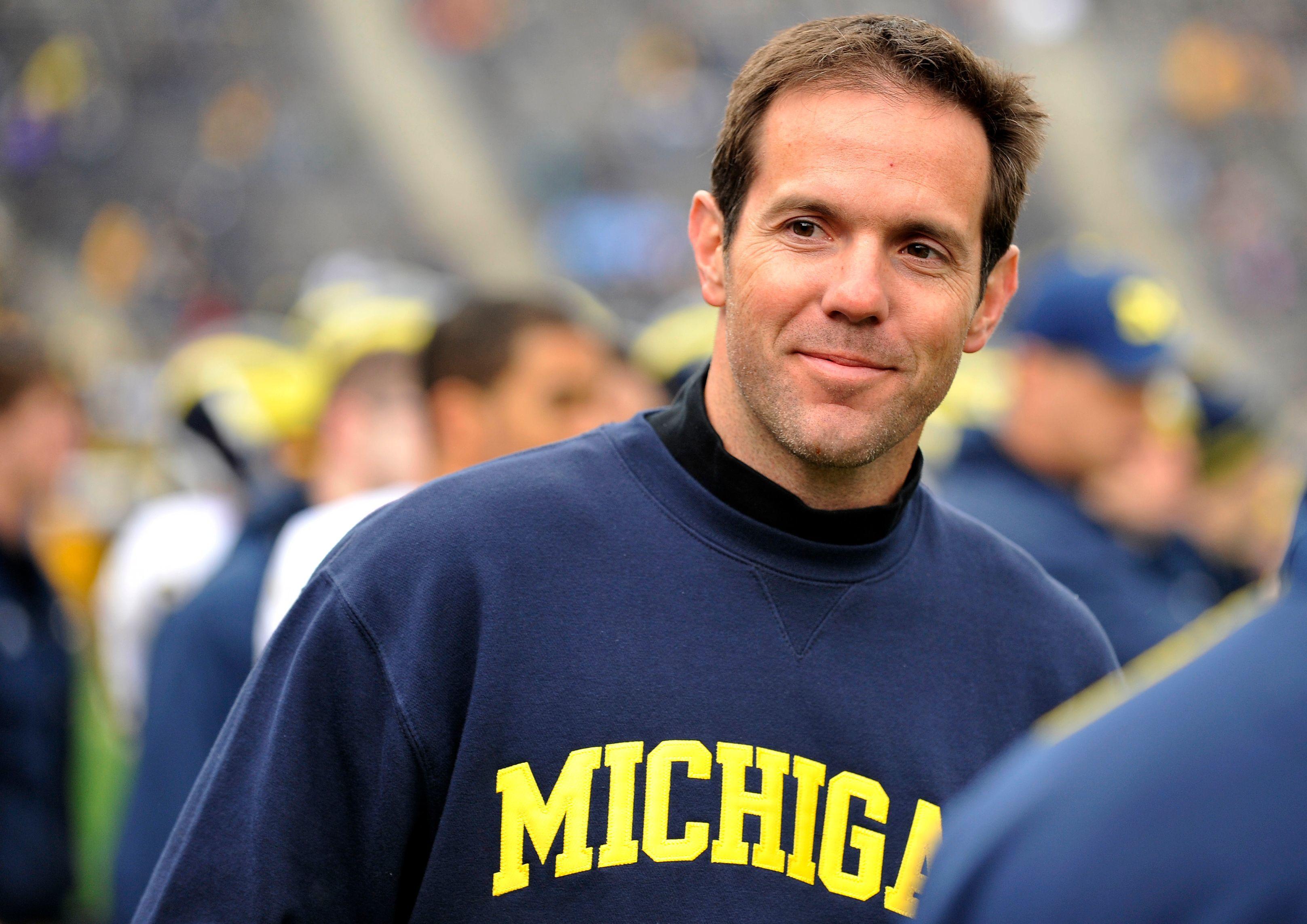 Brian Griese memimpin Michigan ke kejuaraan nasional 1997, dan sekarang bekerja sebagai analis untuk Monday Night Football.