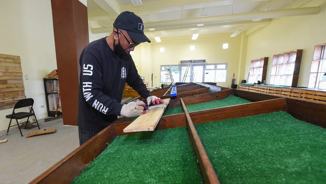 Farmer's Co-op building gets budget-friendly renovations