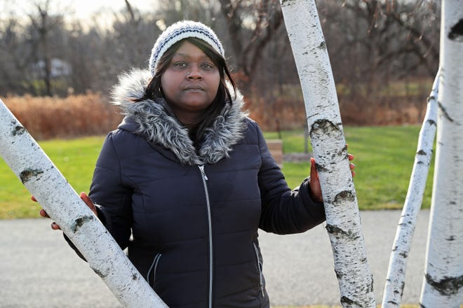 Darnisha Garbade heads the Burlington Coalition for Dismantling Racism, which has been working to address racial issues in the schools there for more than a year.