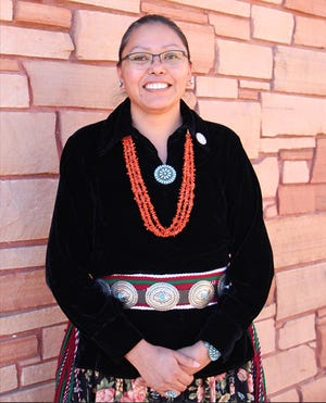 Dr. Jill Jim, executive director of the Navajo Nation Department of Health.