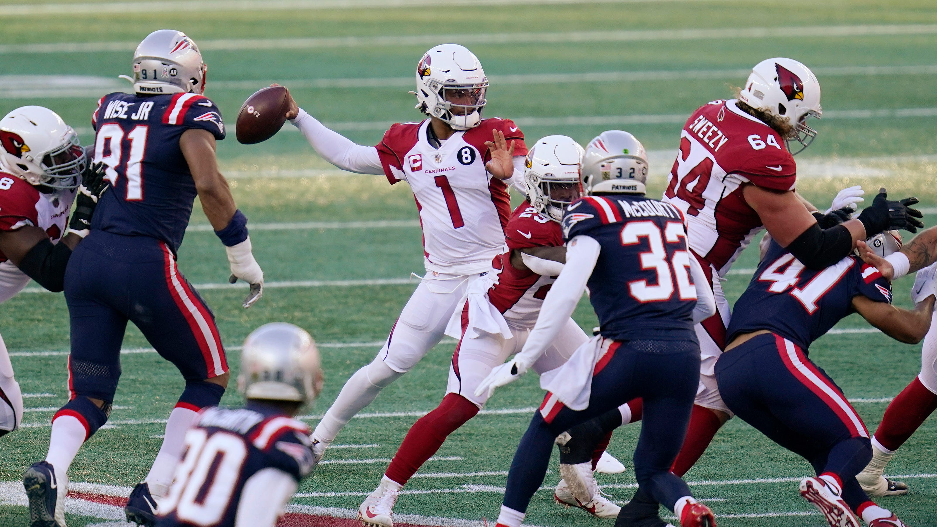 Cardinals lose 20-17 thanks to three key moments in 57 seconds