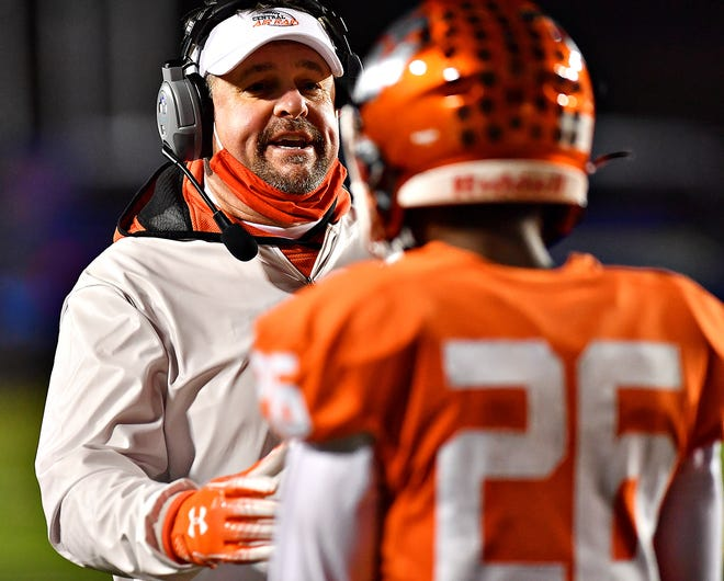 Gerry Yonchiuk's Central York Panthers are ranked No. 4 in the state in Class 6-A by the Pittsburgh Post-Gazette.