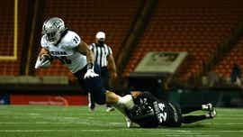 Hawaii 24, Nevada 21: Pack's undefeated run ends on the island