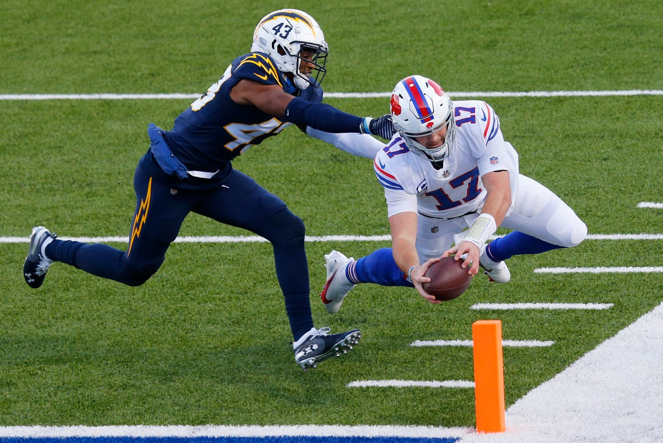 BILLS GAME DAY: Buffalo takes on the Chargers (preview, media & info)