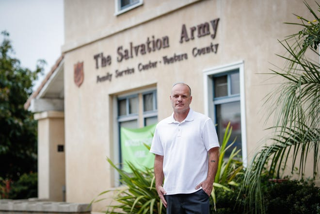 The Salvation Army Hope Center in Ventura has helped the lives of many veterans like Robert.