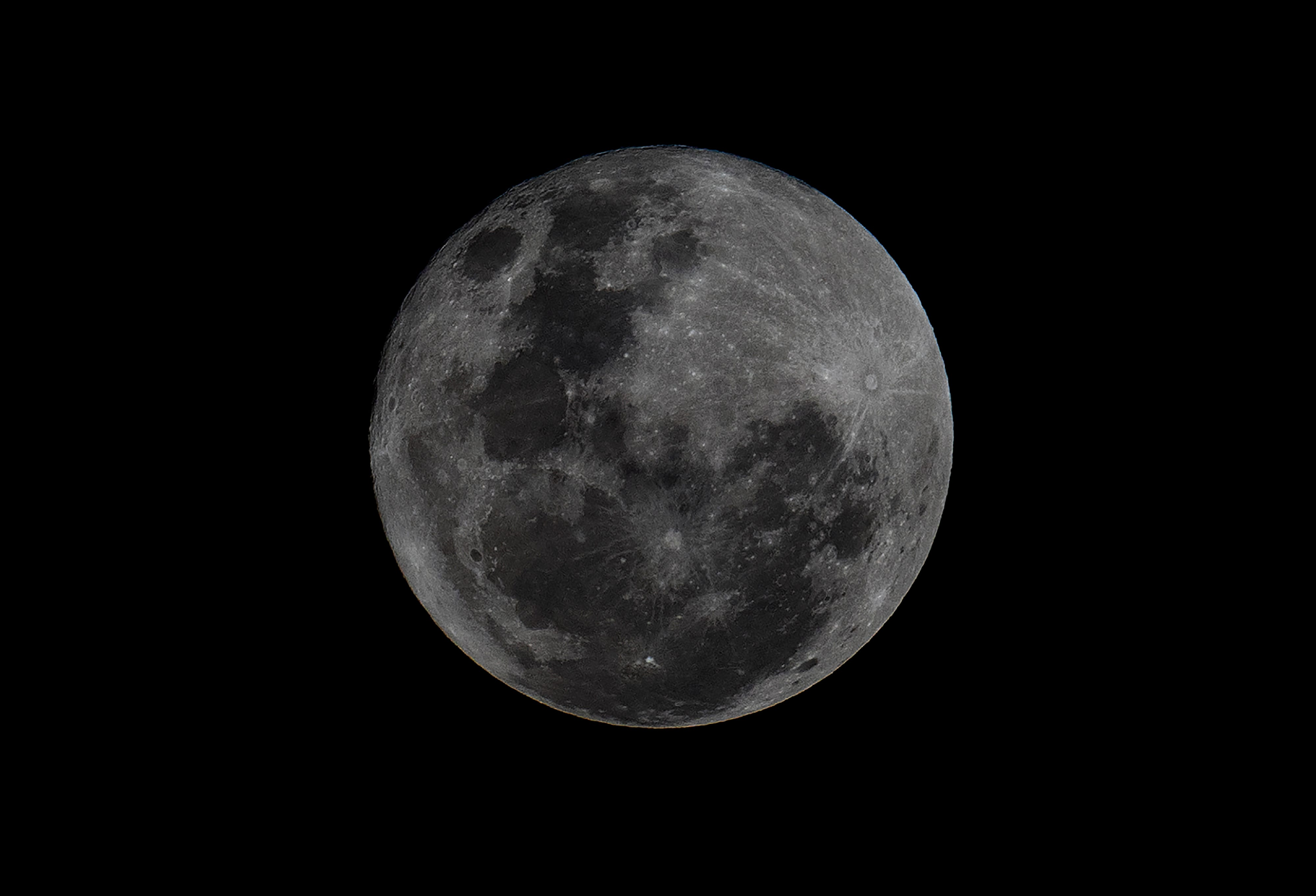 A full Beaver Moon and lunar eclipse are coming Monday