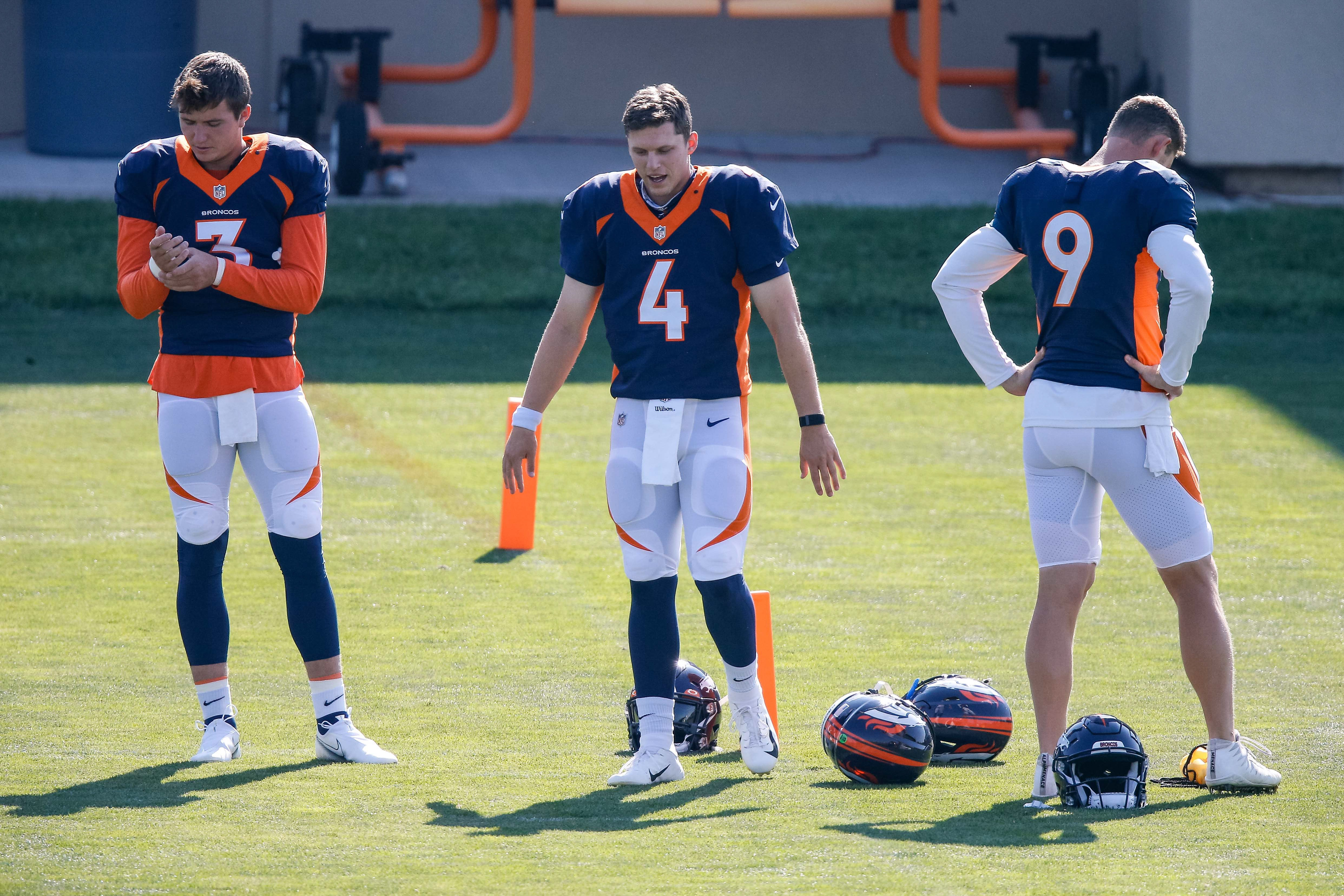 Opinion: With Denver QB fiasco, NFL refusing to acknowledge reality of COVID