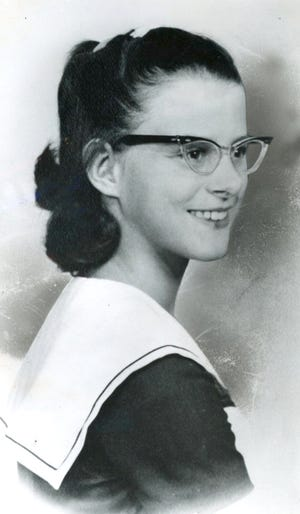 Marion Brubaker, 12, was murdered in August 1962. Her body was exhumed and her remains were taken to the Summit County Medical Examine's Office so that DNA samples and fingernail clippings could be extracted to help solve the murder.