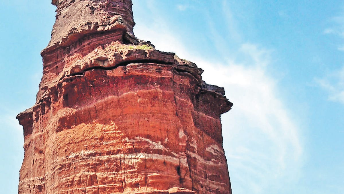 Heat victims evacuated from Palo Duro Canyon State Park, 'some by flight-medics'