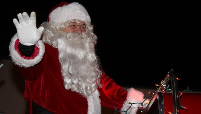 Santa will still make appearances this year at the Ridgeland Christmas parade and other local events. Officials say safety precautions will be in place because of the coronavirus pandemic.