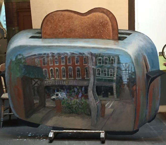 """""""Old Town Toaster"""" by Paul Emory"""