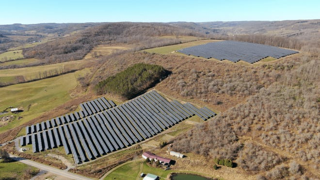 Abundant Solar Power, Inc. is now generating sun-based energy at its new Troupsburg solar farm.