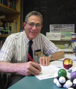 Alfred University Professor Emeritus Wes Bentz recently retired from the Board after nearly four decades of service.