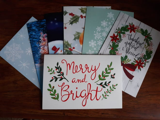 Christmas cards bring cheer to Somersworth this year