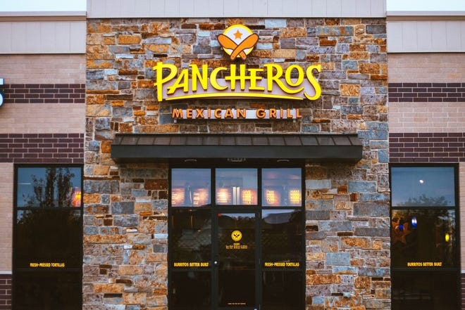 Pancheros Mexican Grill is expected to open in the spring at The Shoppes at Grand Prairie in Peoria.