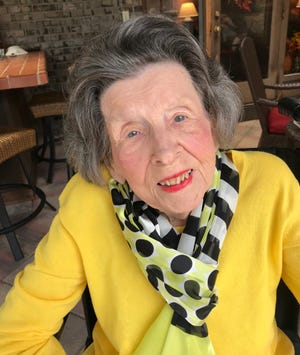 Aleene Albritton Mayo died Friday at 103. She survived the 1918 Flu epidemic, two World Wars, the deaths of two husbands and COVID-19.