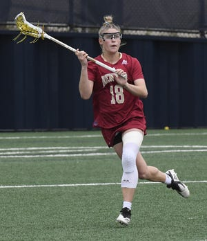 Molly Little of Tiverton will return to the University of Denver after the holiday break and will be a fifth-year-senior on the women's lacrosse team.