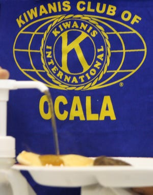 The annual Kiwanis Club pancake breakfast will be Dec. 12 at Eighth Street Elementary School.