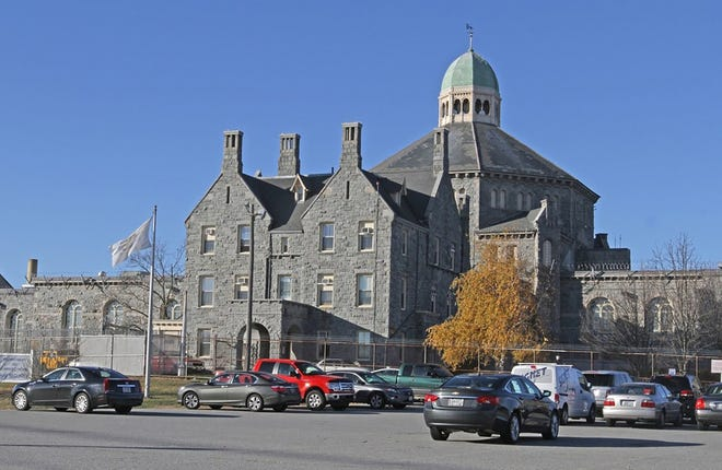 The Adult Correctional Institutions in Cranston.