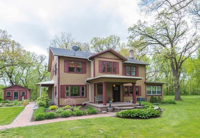 The Rockford housing market continues to trend upwards despite the pandemic. This house is on the market for $306,900 at 6510 S Main St., Rockford.