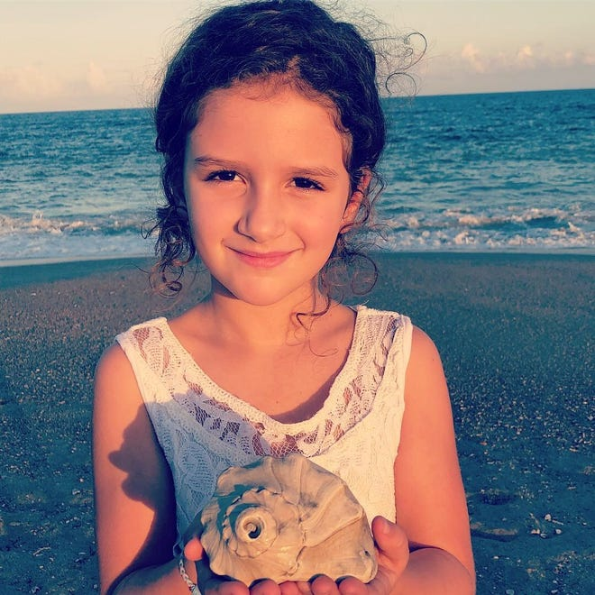 Olivia Finch Vernon of Odgen Elementary is New Hanover County's Student of the Week.