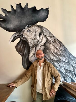 Daniel Roughan, who grew up in Shrewsbury, is set to open his first restaurant in Harvard Square.  It's the first of many he hopes to open across the country.